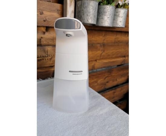 Dispenser pentru sapun lichid cu senzor