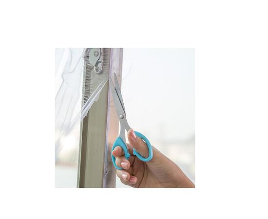 OFERTA: 2 x Plasa anti insecte, pentru fereastra + Perdea tip plasa anti insecte cu inchidere magnetica