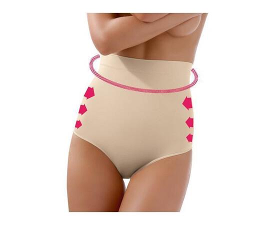 SET: Centura modelatoare tip corset, efect talie de viespe cu prindere mos si baba + Chilot modelator (tanga sau clasic) cu banda adeziva, talie foarte inalta