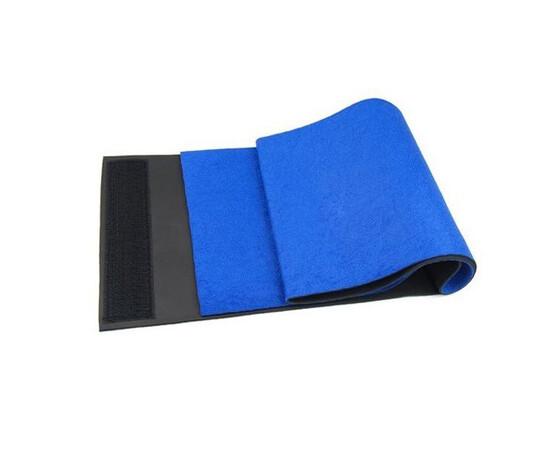 SET: Sutienul din silicon cu efect de push-up - cu bretele si Centura din neopren reglabila se la S la XL.